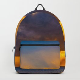 Sunburst at Sunset Backpack