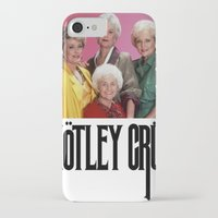 golden girls iPhone & iPod Cases featuring Golden Girls! Girls! Girls! by hellosailortees