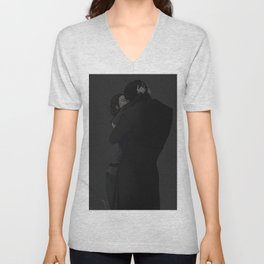 [interlude-] the sorrow that you cling to; Unisex V-Neck