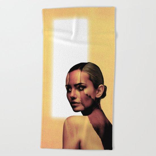 Zealot Beach Towel