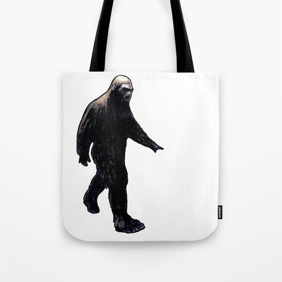 Bigfoot Tote Bag