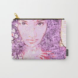 Lavender Beauty Carry-All Pouch