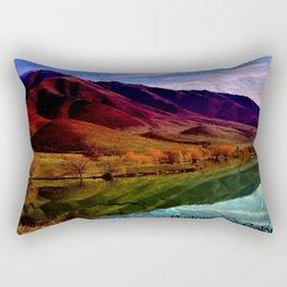 Autumn is Colorful Rectangular Pillow