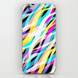 Surge of Colour iPhone Skin