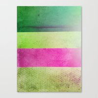 olivia joy Canvas Prints featuring Color Joy by Olivia Joy StClaire