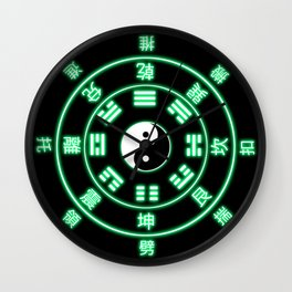 Gentle Fist Wall Clock