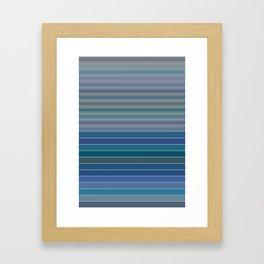 nijanse Framed Art Print
