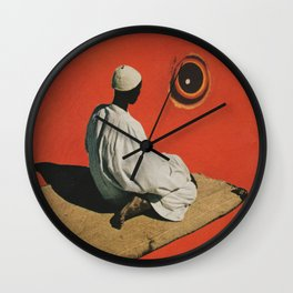 Look Within Wall Clock