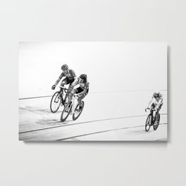 Coupe de France - Velodrome Nationale de France #5 Metal Print