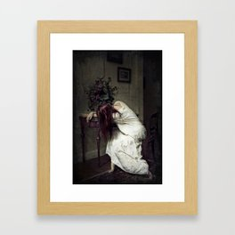 The Letter Framed Art Print