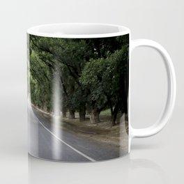 A nice summer evening drive Coffee Mug