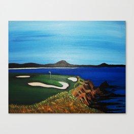 Golf Course Canvas Print