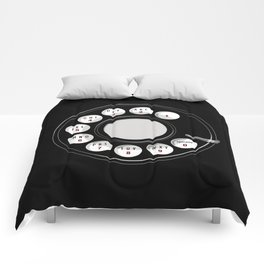 Rotary Me Comforters