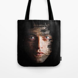 Mr Robot Tote Bag