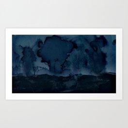 End Art Print