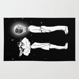 Day Dreamer Meets Night Thinker Rug
