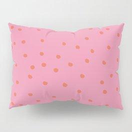 rosarita: polka dot punk Pillow Sham