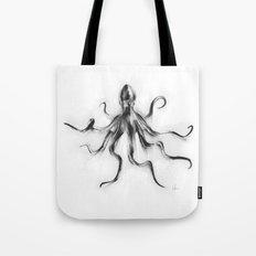 King Octopus Tote Bag