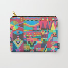 Schema 17 Carry-All Pouch