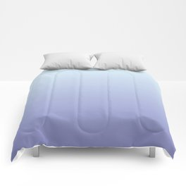 Color gradient 9.Purple or violet. abstraction,abstract,minimalism,plain,ombré Comforters