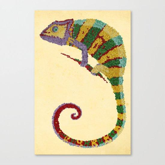 Papeleon Canvas Print