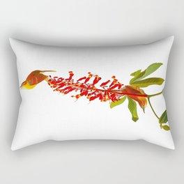 Great Carolina Wren Rectangular Pillow