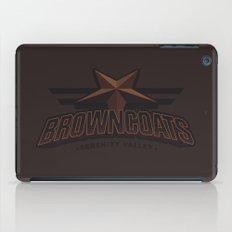 Browncoats iPad Case