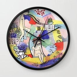 3 little words Wall Clock