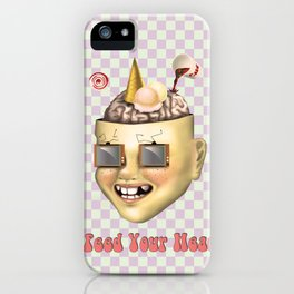 Pokerface iPhone Case