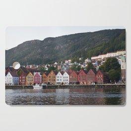 Bergen, Norway Cutting Board