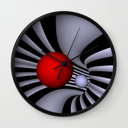 opart tunnel .2. Wall Clock