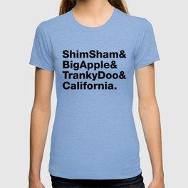 Lindy Hop - Shim Sham Time T-shirt
