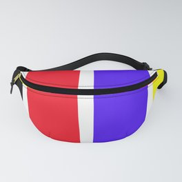 Happy on Colors Fanny Pack