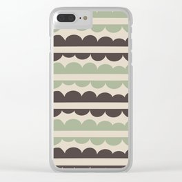 Mordidas Chocomint Clear iPhone Case