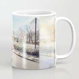 Christmas In Taos, New Mexico Coffee Mug
