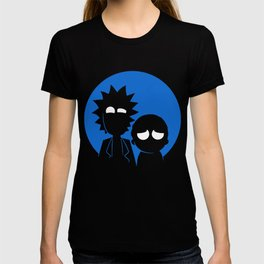 Blue Rick T-shirt
