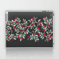Minty Pinky Branches Laptop & iPad Skin