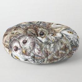 Owl Optics Floor Pillow