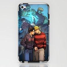 Theodore and William 13 iPhone & iPod Skin