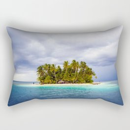 San Blas Islands Rectangular Pillow