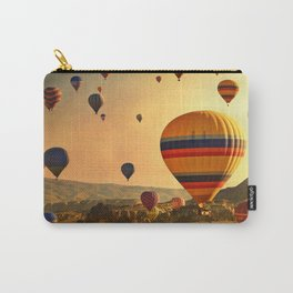 Hot Air Balloons at Sunrise in Cappadocia Carry-All Pouch