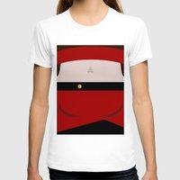 picard T-shirts featuring Ensign Ro Laren - Minimalist Star Trek TNG The Next Generation - trektangle - Bajoran by Trektangles