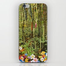 Into The Woods iPhone & iPod Skin