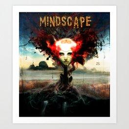 Mindscape Art Print