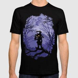 Zelda Majora's Mask Skullkid T-shirt