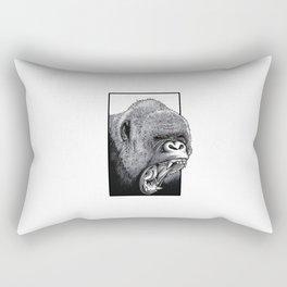 Harambe Rectangular Pillow