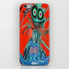 Lauviah iPhone & iPod Skin