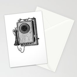 Old telephone 2 Stationery Cards