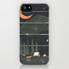 Wish I Was Camping... iPhone (5, 5s) Slim Case