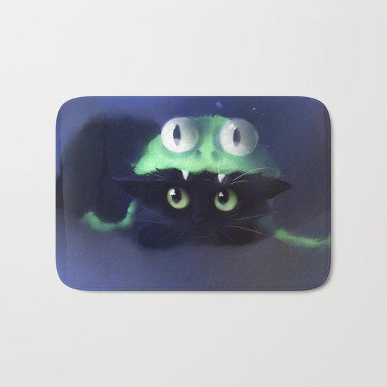 Team Frog Bath Mat